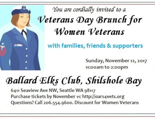 Fifth Annual Veterans Day Brunch – 2017